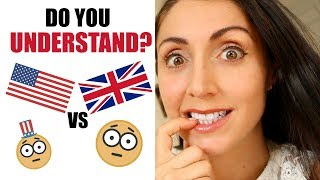 comparing american and british English