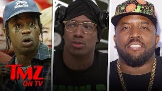 Nick Cannon Says Travis Scott Dating Kylie Jenner Isn't For The Culture | TMZ TV