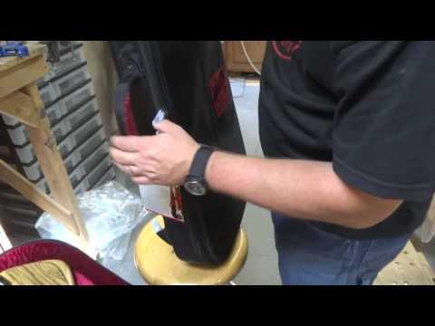 5ac35641e41 Reunion Blues AERO-B2 Bass Guitar Case (hybrid, rigid gig   Reverb