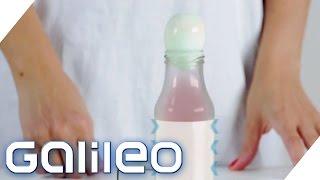 Wie rutscht ein Ei in eine Flasche? Braintainment Box | Galileo Lunch Break
