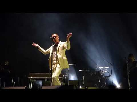 Arctic Monkeys - Four Out Of Five Live @ Bill Graham Civic Auditorium, SF - October 20, 2018
