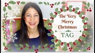The Very Merry Christmas Tag | Jennifer L. Scott