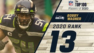 #13: Bobby Wagner (LB, Seahawks) | Top 100 NFL Players of 2020