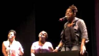 """Ledisi - Higher Than This """"Live at The Experience"""" Part 1"""