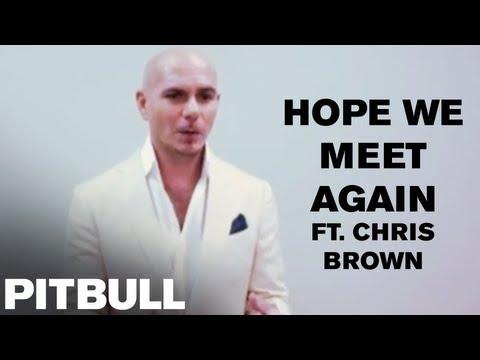 """Pitbull Discusses """"Hope We Meet Again"""""""