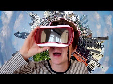 Virtuální realita | Gameballcz