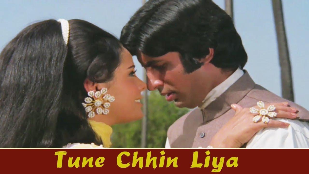 Download Tune Chhin Liya {HD} - Bollywood Romantic Song | Amitabh Bachchan, Mumtaz | Bandhe Haath