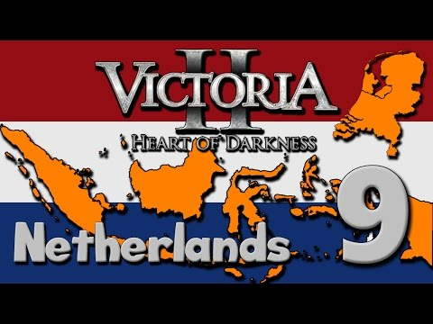 Victoria 2: HPM - Netherlands | Part 9: Post War Rebuilding