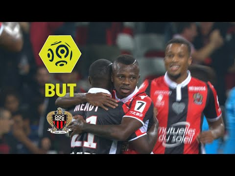 But Jean Michael SERI (16') / OGC Nice - Olympique de Marseille (2-4)  / 2017-18