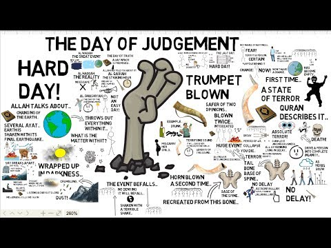 THE DAY OF RESURRECTION - Tim Humble Animated