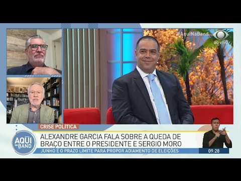 Alexandre Garcia Critica Atuação Do STF: Ativismo | AQUI NA BAND