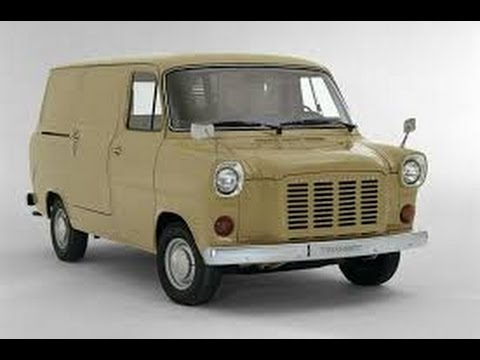 BBC TV - Perpetual Motion - The Ford Transit - 1994