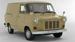 Gambar cover BBC TV - Perpetual Motion - The Ford Transit - 1994