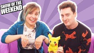 Show of the Weekend: Pokemon Let's Go Pikachu and Eevee & Ellen's Poké-style Salon Challenge