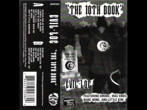 Evil Loc - The 10th Book 1996 rare g-funk