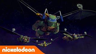 Черепашки-ниндзя | 1 сезон 25 серия | Nickelodeon