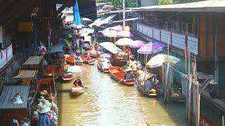 Thailand's Floating Market