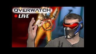 Just playing Overwatch w/ Dan VideoGames