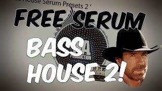 FREE Bass House Serum Presets 2   21 Savage xFer Serum Patches