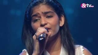 Video Priyanshi Srivastava - Noor-e-khuda - Liveshows - Episode 20 - The Voice India Kids download MP3, 3GP, MP4, WEBM, AVI, FLV Juli 2018