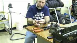 Aviation Tools Training - Nicopress Sleeve and Thimble