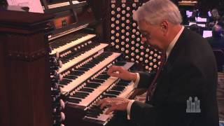 """Festival Toccata on """"St. Anne"""" (Organ Solo) - The Mormon Tabernacle Choir"""