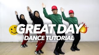 Great Day Dance Tutorial   Ranz and Niana