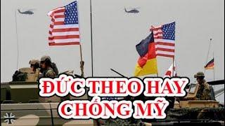 Đức trước quyết định lịch sử: Đáp trả Mỹ hay không?