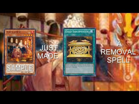 Chief Priest of Shiranui just made Gold Sarcophagus a removal spell