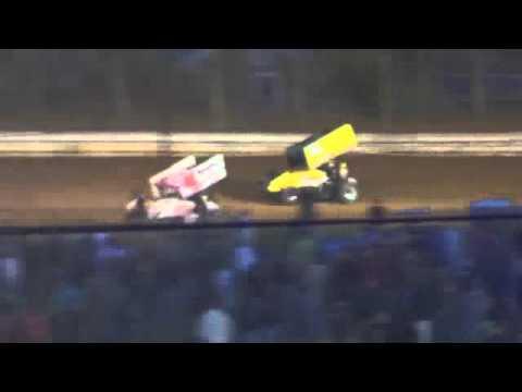 Port Royal Speedway Heat Race, Jason Leffler, April 27th