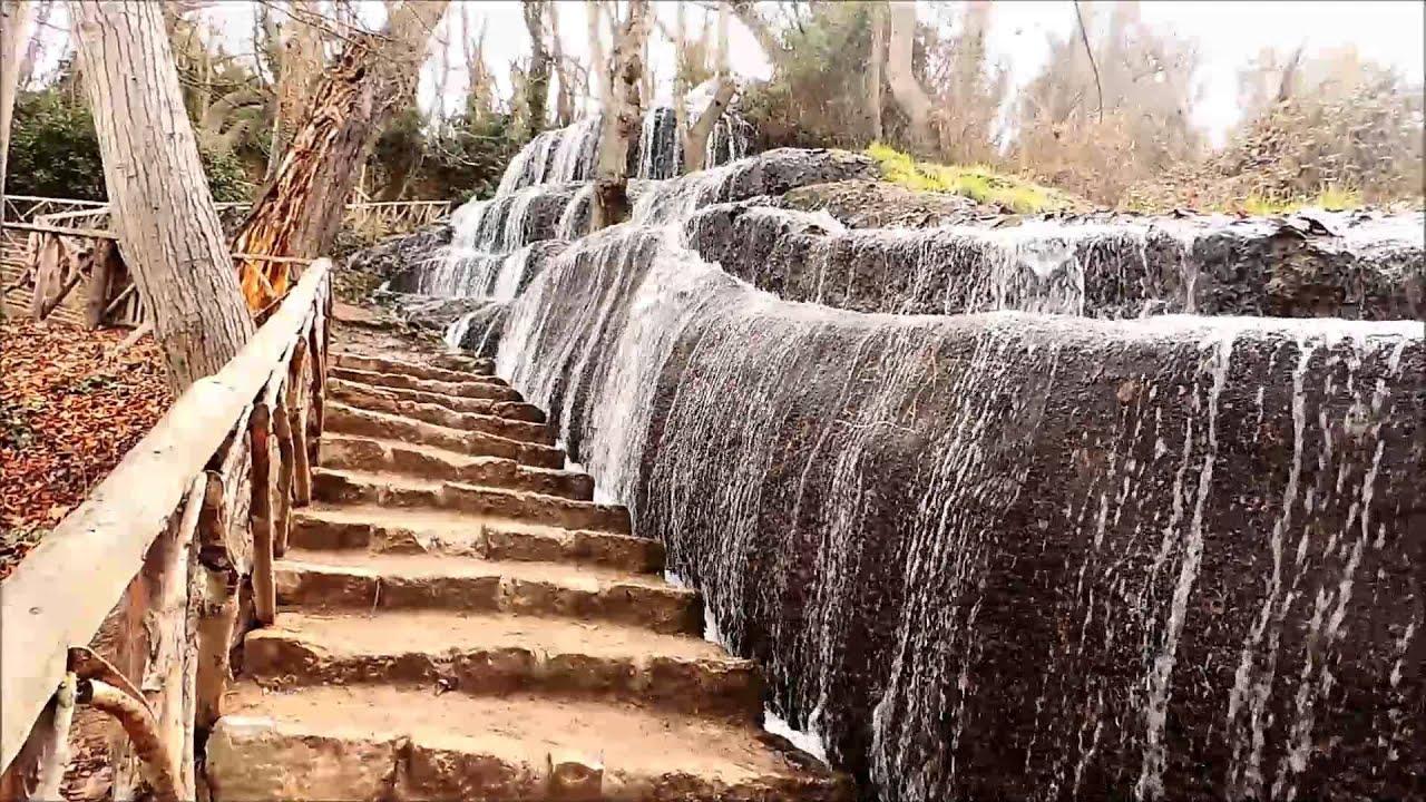 Monasterio De Piedra Parque Natural En Nuévalos Zaragoza Youtube
