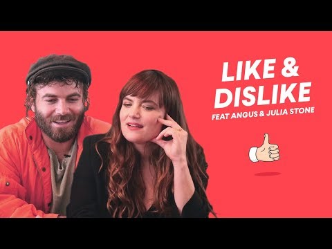 Angus & Julia Stone - Like & Dislike avec Game of Thrones, Benjamin Biolay & Björk