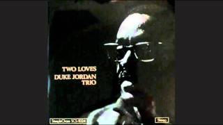 Blue Monk / Duke Jordan Trio (Two Loves 3/9)