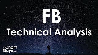 FB Technical Analysis Chart 1/7/2017 by ChartGuys.com