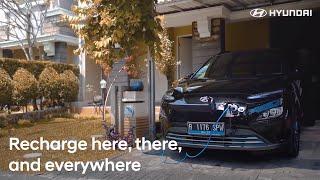 Mudahnya Menemukan Hyundai EV Charging Station