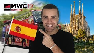 Mobile World Congress 2019 - Top 4 Things to Do in Barcelona