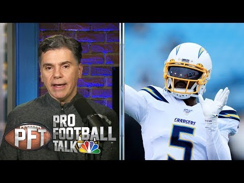 Can Los Angeles Chargers make playoff run with Tyrod Taylor? | Pro Football Talk | NBC Sports