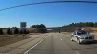 "North Carolina State Highway Patrol ""SHP-1182"" Speeding !"