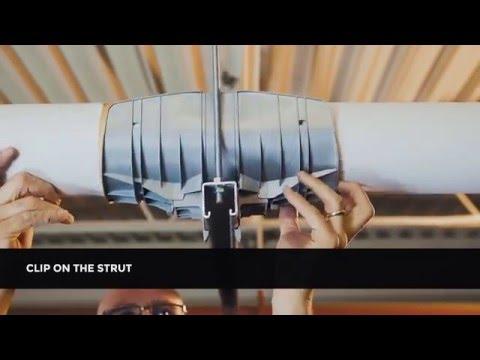 Sasco InsuguardMulti Installation - Strut Channel