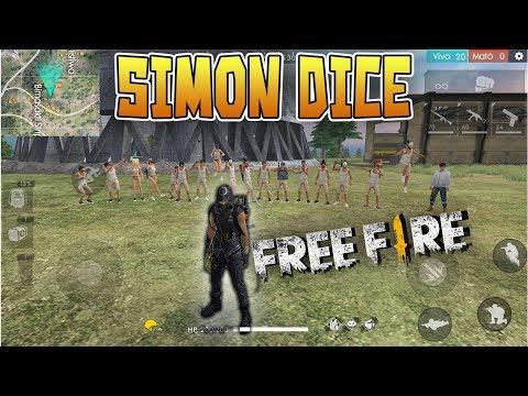 MINIJUEGO: SIMON DICE !! (SALAS PERSONALIZADAS) - FREE FIRE | Kurko #2