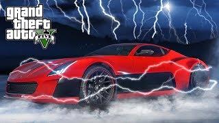 GTA V - NOVO Carro Super LINDO Coil Cyclone
