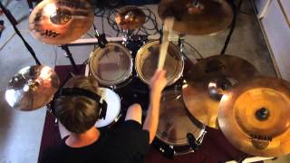 Brandon Zackey- Havok-Give Me Liberty Or Give Me Death (Drum Cover)