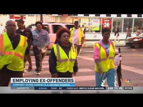 Employing ex-offenders