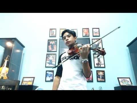 Aqmal Daniel - violin cover Winter Sonata ( Sonata Musim Salju )