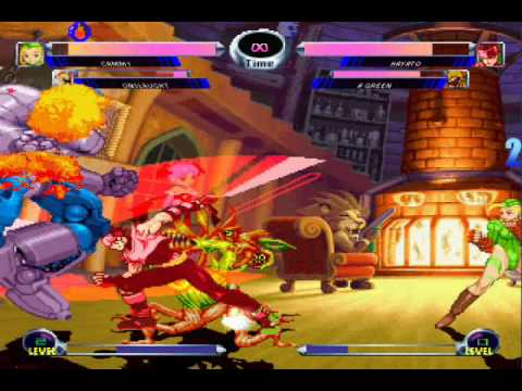 DC vs. Marvel vs. Capcom 2012 MUGEN -  HD PC Game