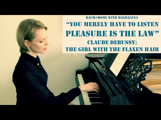 Pleasure is the Law: Magdalena's New Bach@Home video is now live on YouTube