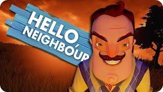 Nienormalny Somsiad Psychopata - Hello Neighbor Akt Finałowy