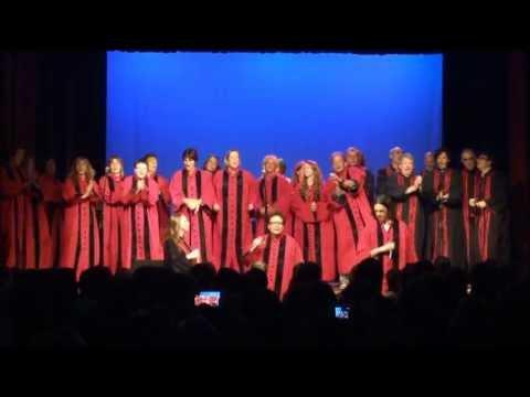 Eindexamencabaret 2013 VWO - Dalton Den Haag