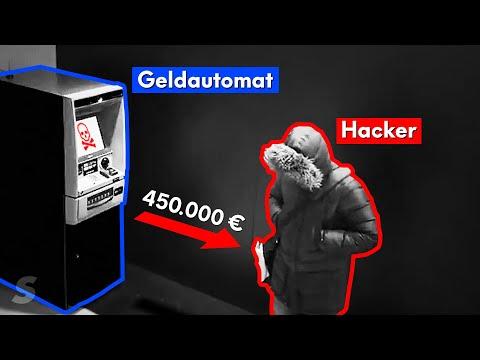 Wie Geldautomaten gehackt werden - Simplicissimus
