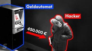 Wie Geldautomaten gehackt werden